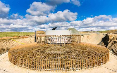 Binn EcoPark Wind Farm