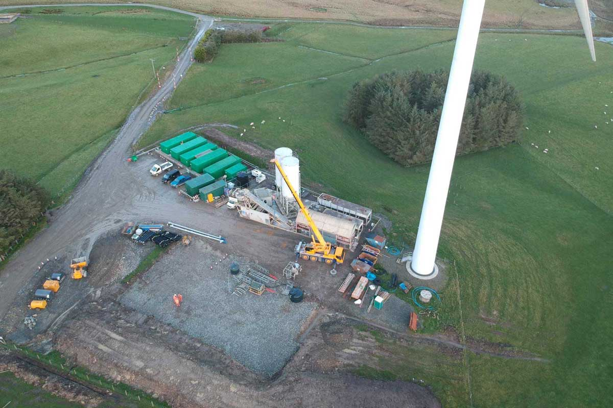 Hendy Wind Farm