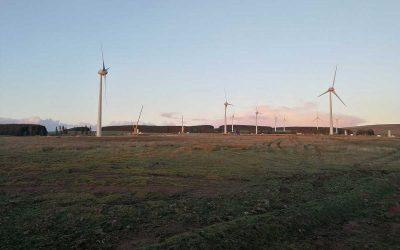 Pogbie Wind Farm